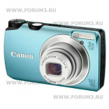 Фотоаппарат Canon PowerShot A3200 IS Blue