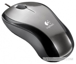 Мышь Logitech LX3 Optical Mouse